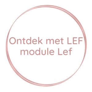Ontdek met LEF | module Lef